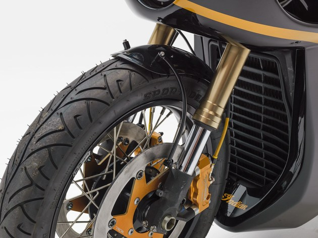 Indian Motorcycle's 'The Wrench' build-off finalists