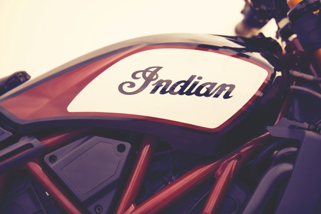 Indian FTR 1200 Tracker collection
