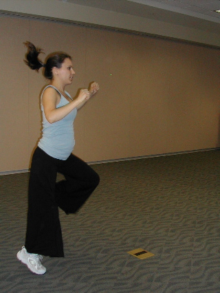 If you are fit, you can do vigorous exercise