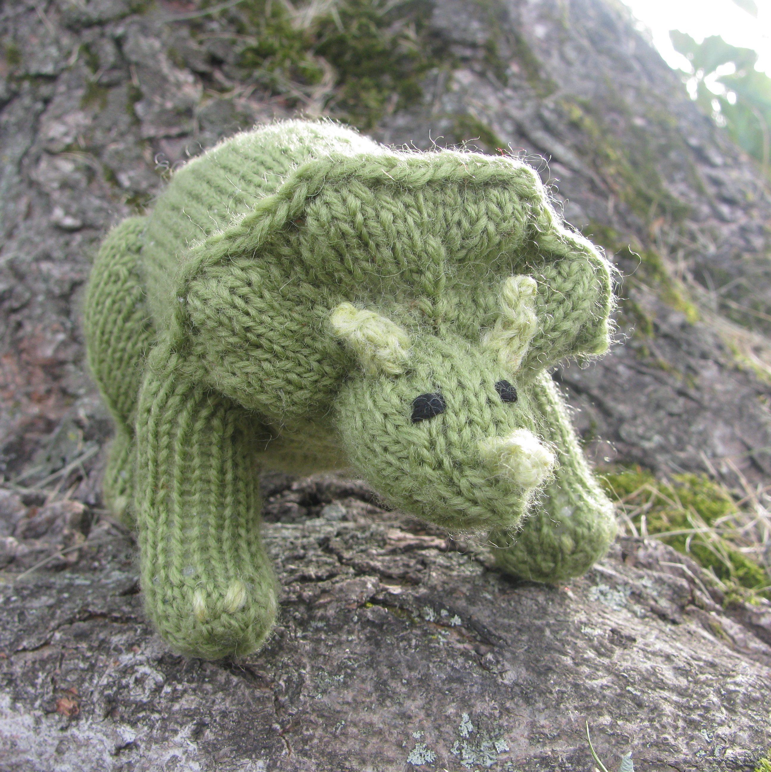 Dancing Triceratops Designs