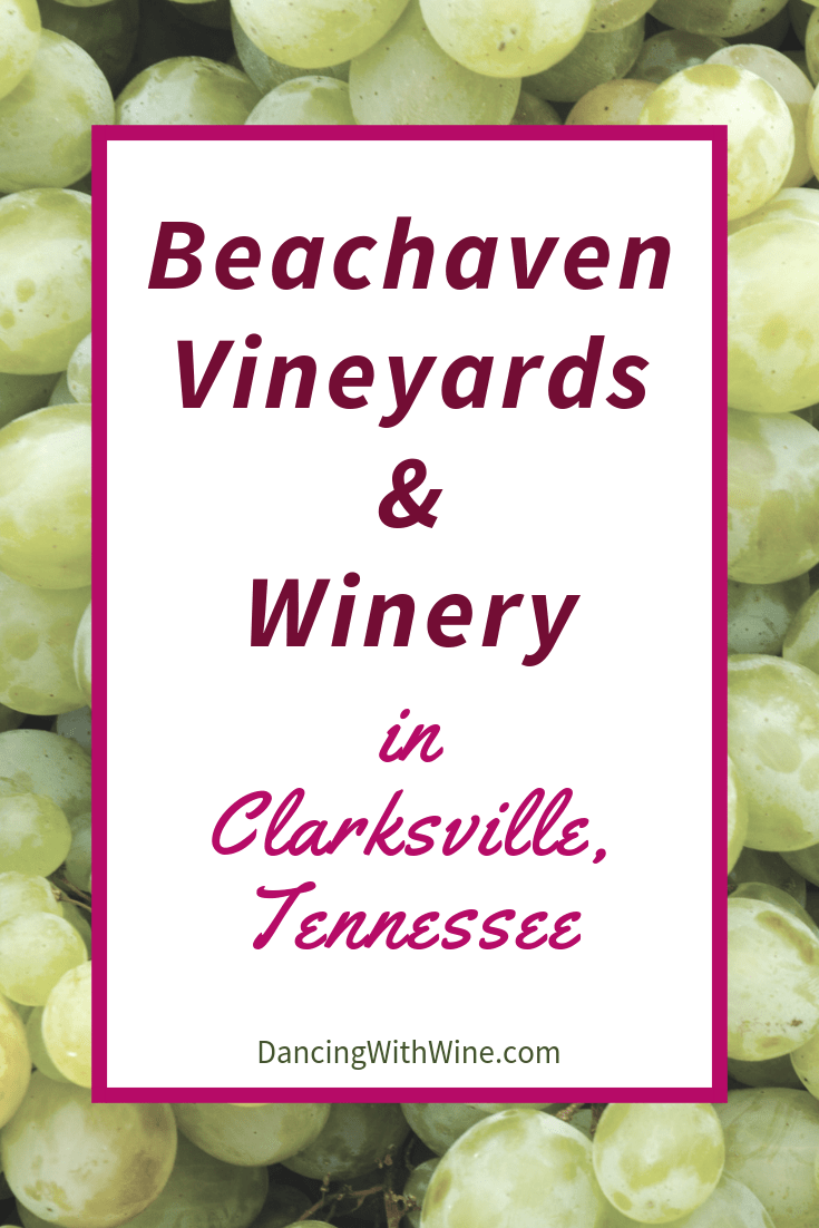 Beachaven Vineyards and Winery in Clarksville, TN