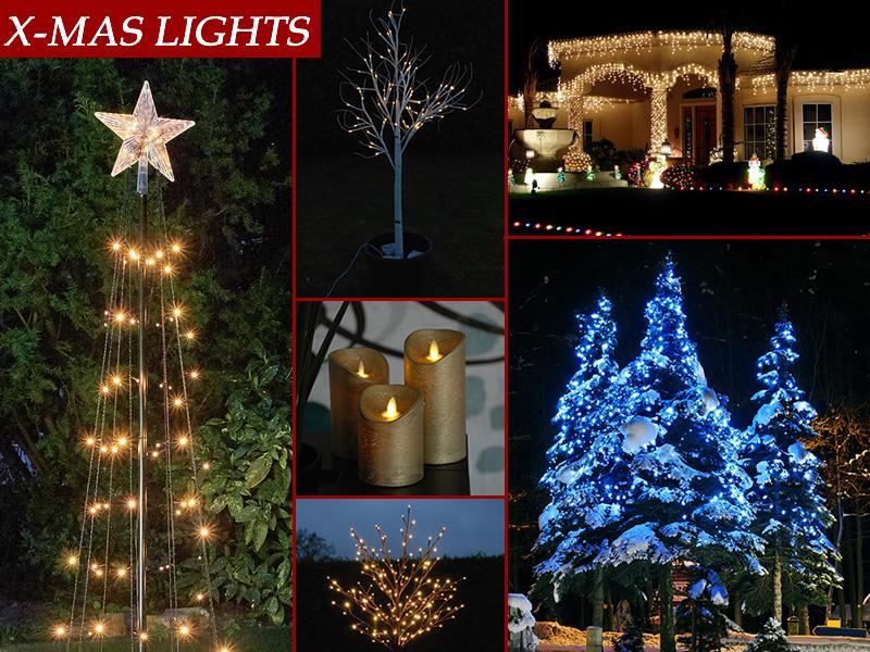 Lighting for Christmas