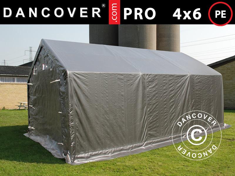 Professional storage shelter PE