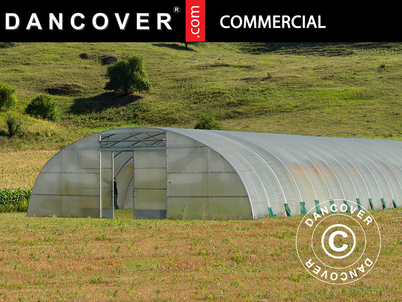 commercial greenhouse tunnel
