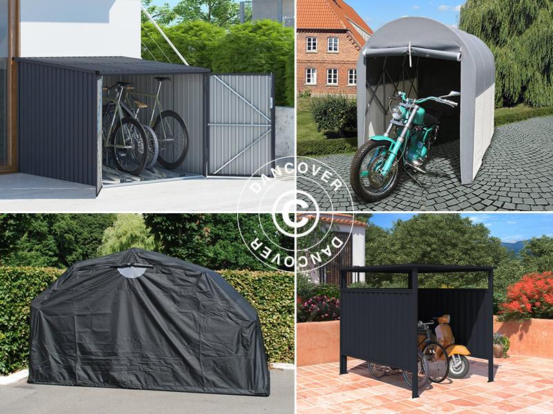 Bike storage for safe storage