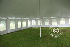 Dancover Beer tent with open sides