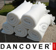 Fleece blanket (10 pcs.) white