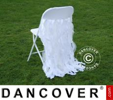 Curly chair cover, 10pc