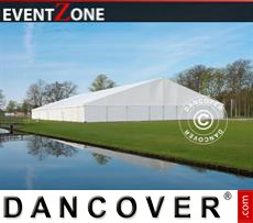 Heavy-duty marquees 20x20 m