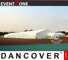 Heavy-duty marquees 25x25 m