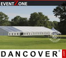 Heavy-duty marquees 30x30 m