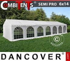 Marquee, SEMI PRO Plus CombiTents® 6x14m 5-in-1