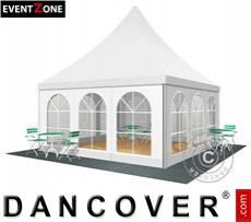 Pagoda Tent PRO + 5x5 m. EventZone