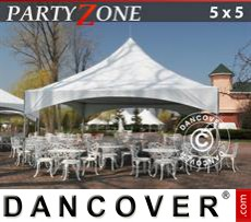 Party Marquee PartyZone 5x5 m PVC