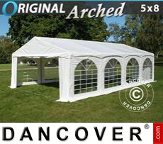 Party Marquee Original 5x8 m PVC,