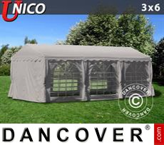 Party Marquee UNICO 3x6 m, Sand