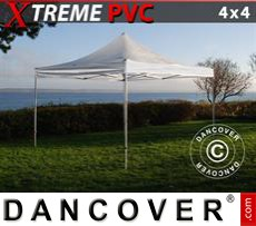 Pop Up Marquee Xtreme 4x4 m Clear