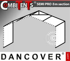 2 m extension for marquee CombiTents® SEMI PRO (8 m series)