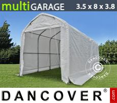 Boat shelter multiGarage 3.5x8x3x3.8 m, White