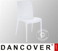 Event Furniture Chair, Boheme, White, 6 pcs.