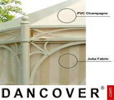 Aliseo 2.5x2.5 m JUBA awnings
