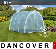 Greenhouse Light 2,2x3x1,9 m, Transparent