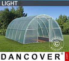 Greenhouse Light 3x10x1,9 m, Transparent