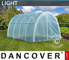 Greenhouse Light 2,2x4x1,9 m, Transparent