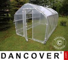 Greenhouse SEMI PRO Plus 2x7.5x2 m