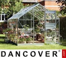 Greenhouse 2.77x4.41x2.57 m, Aluminium