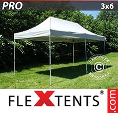 Pop up canopy PRO 3x6 m Silver