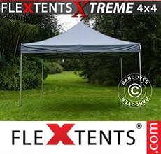 Pop up canopy Xtreme 4x4 m Grey