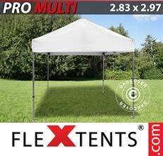 Pop up canopy Multi 2.83x2.97 m White