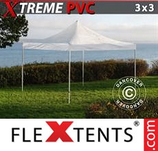 Pop up canopy Xtreme 3x3 m Clear
