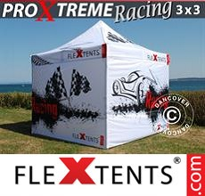 Pop up canopy PRO Xtreme Racing 3x3 m, Limited edition