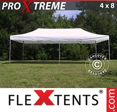 Pop up canopy Xtreme 4x8 m White