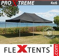 Pop up canopy Xtreme 4x6 m Black