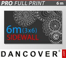 Printed sidewall 6 m for FleXtents PRO 3x6 m
