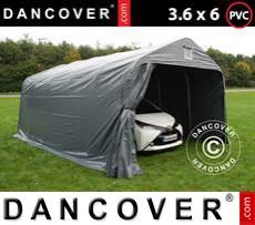 Portable Garage PRO 3.6x6x2.68 m PVC, Grey