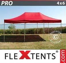 Racing tent PRO 4x6 m Red