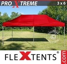 Racing tent Xtreme 3x6 m Red