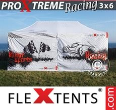 Racing tent PRO Xtreme Racing 3x6 m, Limited edition
