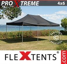 Racing tent Xtreme 4x6 m Black