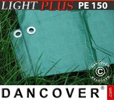 Tarpaulin 10x12 m PE 150 g/m² Green