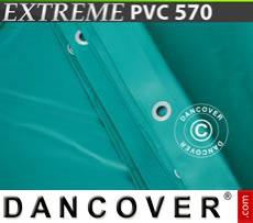 Tarpaulin 4x6 m PVC 570 g/m² Green