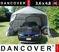 Tents PRO 3.6x4.8x2.7 m, PE, Grey