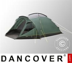 Camping tents Outwell, Cloud 4, 4 pers., Green/Grey