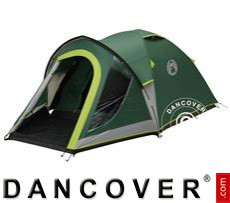 Camping tents, Coleman Kobuk Valley 4 Plus, 4 persons, Green/Grey