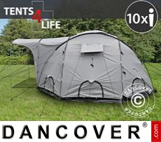 Camping tents, Tents4Life, 10 persons, Silver