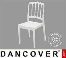 Chair, Napoleon, White, 6 pcs.